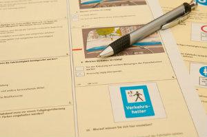 Führerschein-Fragebogen: Vorbereitung auf die Prüfung ist nicht zu unterschätzen.