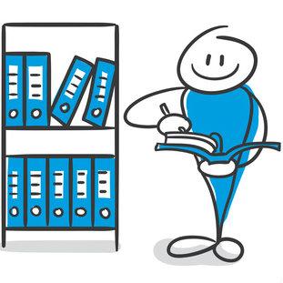 Aktenvernichtung dient der Einhaltung des Datenschutzes.