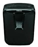 Aufwändiges Gerät für Zuhause und Büro: Fellowes Powershred M-7C.
