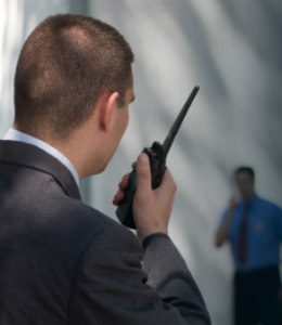 Objektschutz ist das Kerngeschäft der Berliner Clear Security GmbH.