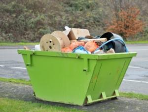 Spezielle Abfallarten werden nicht von allen Containerdiensten entsorgt.