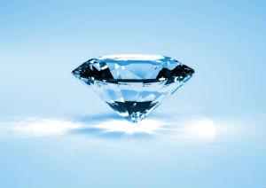 Die Diamantbestattung – Kosten hängen u. a. von der Karatzahl ab.