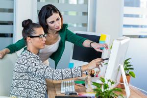 Eine Corporate-Design-Agentur sorgt für die richtige Unternehmensdarstellung in der Öffentlichkeit.
