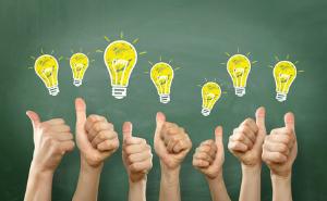 Gute Geschäftsideen lassen sich auf vielfältige Arten und Weisen finden.