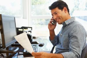 Wer Unternehmer werden will, muss sich auf harte Arbeit einstellen.
