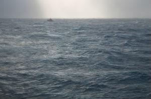 Eine Seebestattung in Ostsee oder Nordsee ist eine würdevolle Zeremonie.