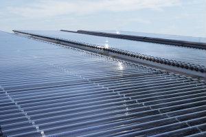 Sonnenkollektoren wirkungsgrad