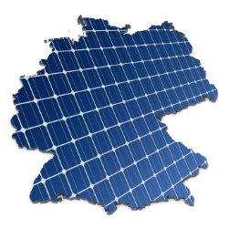 Photovoltaik meint die direkte Umwandlung von Sonnenstrahlen in elektrische Energie durch Solarzellen.