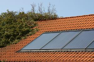 Solarthermie bezeichnet die Umwandlung von Sonnenenergie in thermische Energie.