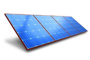 Je höher der Wirkungsgrad ist, desto kleiner ist die benötigte Fläche für die PV-Anlage.
