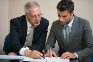 An der Existenzgründerberatung sollte nicht gespart werden.