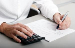 Ein Vermögensverwalter kümmert sich um finanzielle Angelegenheiten.