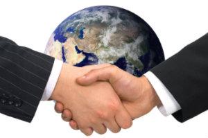 Inkasso, das international benötigt wird, ist auf ein zuverlässiges Netzwerk aus wichtigen Kontakten angewiesen.