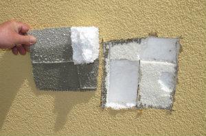 Um die entstehenden Fassadenschäden richtig zu beurteilen sollte in jedem Fall ein Baugutachter hinzugezogen werden.