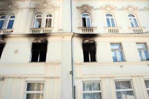 Die Brandsanierung sollte umgehend erfolgen, um Folgeschäden zu vermeiden.