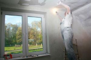 Eine Wohnung renovieren – dies bedeutet viel Arbeit.