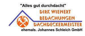 Dirk Wienert Bedachungen ist ein Traditionsunternehmen.