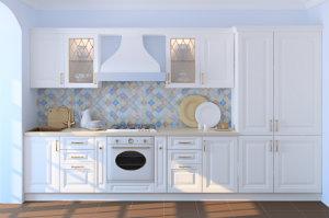pin k chen im landhausstil sind wieder in mode on pinterest. Black Bedroom Furniture Sets. Home Design Ideas