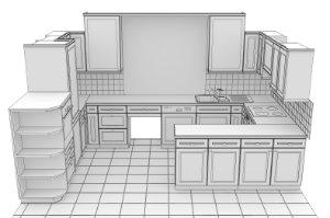 g k che optimal f r gro e r ume gesellige k che bewertet de. Black Bedroom Furniture Sets. Home Design Ideas