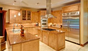 K chen mit kochinsel vorteile auf einen blick for Kochinsel landhausstil