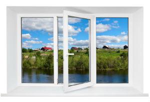 Kunststofffenster sind bei deutschen Hausbauern beliebt.