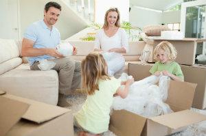 Der Wohnungswechsel muss nicht allzu stressig werden.
