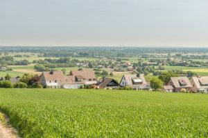 Negative Entwicklung der Immobilienpreise in ländlichen Regionen setzt sich fort