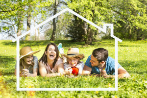 Finanzierung einer Immobilie: genaue Planung wichtig.