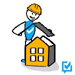 Um ein Grundstück kaufen zu können, bedarf es einiger Vorarbeit