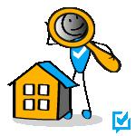 Ein Grundstücksmakler übernimmt wichtige Aufgaben beim Kauf eines Grundstücks
