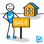 Es gibt ganz unterschiedliche Immobilienanbieter, je nach Immobilienart und Nutzungswunsch