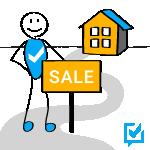 Die Maklerprovision beim Verkauf eines Objektes kann variieren