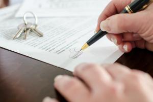 Auch ein Nachweismakler hat ein Recht auf die Provision, jedoch nur bei Vertragsabschluss.