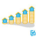 Die Lage spielt bei der Wertermittlung einer Immobilie eine entscheidende Rolle