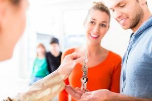 Wohnungsmakler sind Experten bei der Vermittlung von Wohnungen.
