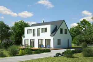 Wer ein Zweifamilienhaus verkaufen will, sollte sich idealerweise an einen Experten wenden.