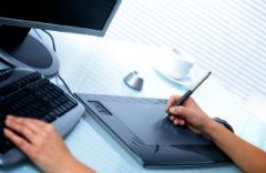 Ein professioneller Grafikdesigner oder Webdesigner hebt sowohl die Grafik  als auch das Design Ihrer firmeneigenen Website in neue Höhen.