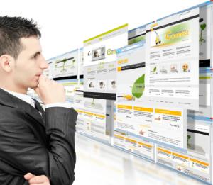 Wir helfen Ihnen gerne bei der Suche nach einem Anbieter für professionelles Webdesign.