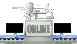 Webdesign für Industrieunternehmen ist unverzichtbar geworden.
