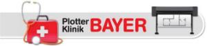 Logo der Plotter Klinik Bayer