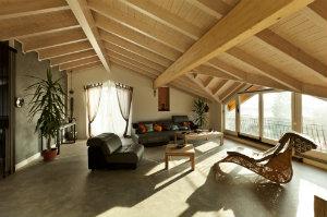 Mit DachKomplett kann sich der Kunde seine architektonischen Träume erfüllen – ganz ohne unnötigen Stress.