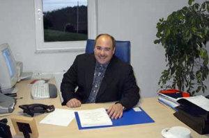 Mehr als 25 Jahre Erfahrung in der Immobilienvermittlung: Stephan Hinterecker.