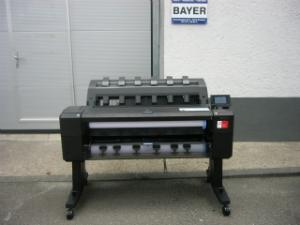 Neue und gebrauchte HP-Designjets bei der Plotter Klinik Bayer.