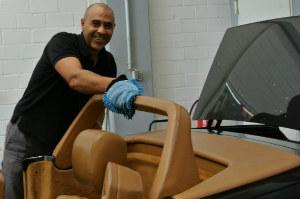 Aufbereitung und Pflege durch den Inhaber bei Car Clean Colonia