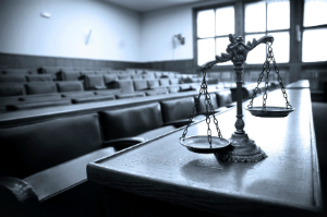 Arbeitnehmer und Arbeitgeber können vor dem Arbeitsgericht klagen.