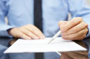 Im Aufhebungsvertrag kann eine Abfindung vereinbart werden.