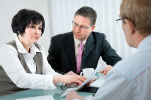 In Deutschland ist ein Anwalt für jede Scheidung nötig.