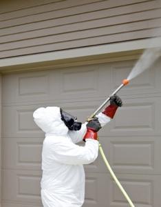 Chemische Mittel kommen häufig in Gas-Form zum Einsatz