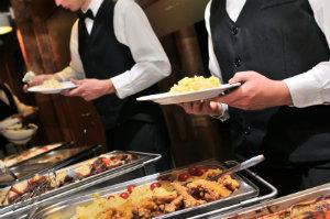 Mittlerweile ist das Buffet zur kulinarischen Versorgung der Gäste auf Veranstaltungen aller Art nicht mehr wegzudenken.