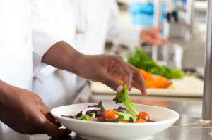 Care-Catering meint die Speisenversorgung in sozialen Einrichtungen und im Gesundheitswesen.